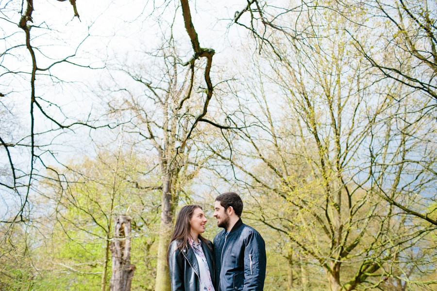 Kieran + Lauren's Pre Wedding Session